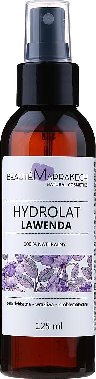 Natürliches feuchtigkeitsspendendes Lavendelwasser für das Gesicht und Körper - Beaute Marrakech Lavander Water — Bild N1