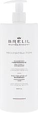 Düfte, Parfümerie und Kosmetik Shampoo für strapaziertes Haar - Brelil BioTreatment Reconstruction Shampoo