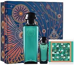 Düfte, Parfümerie und Kosmetik Hermes Eau D`Orange Verte - Duftset (Eau de Cologne 100ml + Eau de Cologne 7.5ml + Seife 50g)