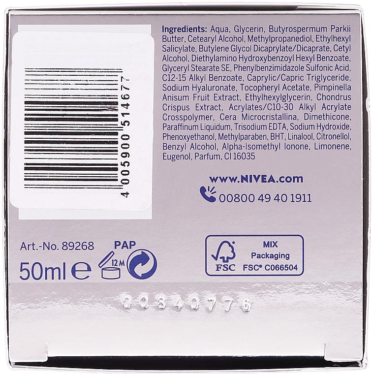 Straffende Anti-Aging Tagescreme SPF 15 - Nivea Hyaluron Cellular Filler Day Cream SPF15 — Bild N3