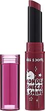 Düfte, Parfümerie und Kosmetik Lipgloss - Miss Sporty Wonder Smooth Hydrates Glossy