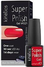 Düfte, Parfümerie und Kosmetik Gelnagellack - Kinetics Super Polish