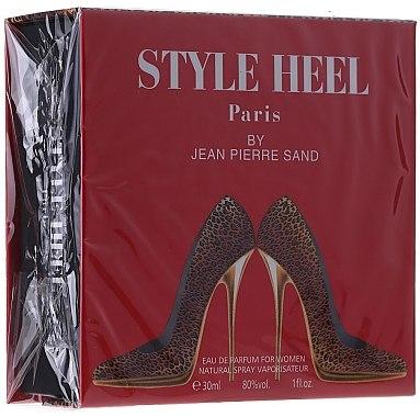 Jean-Pierre Sand Style Heel Paris - Eau de Parfum  — Bild N2