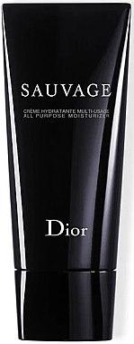 Feuchtigkeitscreme für Gesicht, Körper und Hände mit Kaktusextrakt - Dior Sauvage — Bild N1
