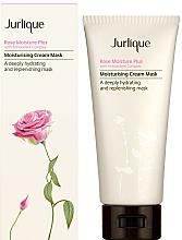Düfte, Parfümerie und Kosmetik Tief feuchtigkeitsspendende Gesichtscreme-Maske - Jurlique Rose Moisture Plus Moisturising Cream Mask