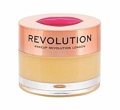 Düfte, Parfümerie und Kosmetik Lippenbalsam-Maske mit Ananassaft - Makeup Revolution Kiss Lip Balm Pineapple Crush
