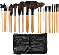 Düfte, Parfümerie und Kosmetik Make-up Pinselset 24-tlg. - Tools For Beauty