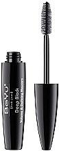 Düfte, Parfümerie und Kosmetik Ultra schwarze Mascara mit natürlichem Volumen - BeYu Deep Black Volume & Defining Mascara