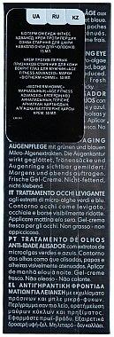 Glättende Anti-Aging Augencreme - Biotherm Homme Age Fitness Eye Advanced Anti-Age Eye Care — Bild N3