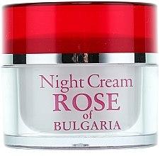 Düfte, Parfümerie und Kosmetik Nachtcreme für das Gesicht mit Rosenwasser - BioFresh Rose of Bulgaria Rose Night Cream