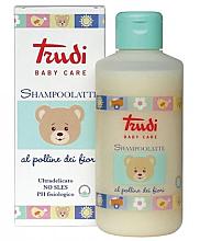 Düfte, Parfümerie und Kosmetik Milch-Shampoo für Kinder mit Blütenpollen - Trudi Baby Shampoo Milk With Flower Pollen