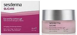 Anti-Aging Augen- und Lippenkonturgel - SesDerma Laboratories Glycare Eye and Lip Contour Gel — Bild N3
