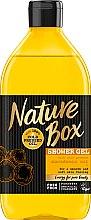 Düfte, Parfümerie und Kosmetik Duschgel mit Macadamiaöl - Nature Box Macadamia Oil Shower Gel