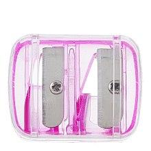 Düfte, Parfümerie und Kosmetik Doppelspitzer mit Deckel rosa - Top Choice