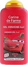 Düfte, Parfümerie und Kosmetik 2in1 Duschgel für Körper und Haar - Corine De Farme