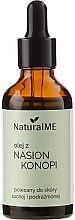 Düfte, Parfümerie und Kosmetik Hanföl für Gesicht, Körper und Haar - NaturalME