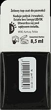 Nagelüberlack - Wibo Incredible Gel Top Coat — Bild N2