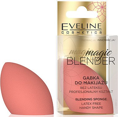 Latexfreier Make-up Schwamm - Eveline Cosmetics Magic Blender Blending Sponge (10) — Bild N1
