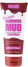 Düfte, Parfümerie und Kosmetik Schlammmaske für das Gesicht mit weißem Ton - Beauty Formulas Glorious Mud Facial Mask