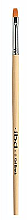 Düfte, Parfümerie und Kosmetik Nagelpinsel - IBD Gel Brush №6 Flat