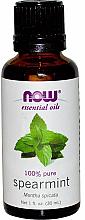 Düfte, Parfümerie und Kosmetik Ätherisches Öl Minze - Now Foods Essential Oils 100% Pure Spearmint
