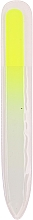 Düfte, Parfümerie und Kosmetik Glasnagelfeile gelb - Tools For Beauty Nail File Neon Color Glass