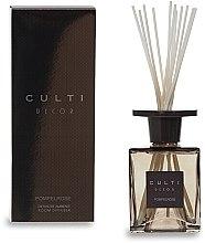 Düfte, Parfümerie und Kosmetik Raumerfrischer Pompelrose - Culti Reed Diffuser Pompelrose Decor Line