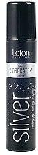 Düfte, Parfümerie und Kosmetik Silber-Haarspray mit Glitzer - Loton Silver Spray