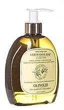 Düfte, Parfümerie und Kosmetik Antibakterielle Handseife mit Olivenöl - Olivolio Liquid Hand Soap