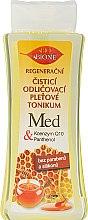 Düfte, Parfümerie und Kosmetik Gesichtstonikum mit Gelée Royale und Coenzym Q10 - Bione Cosmetics Honey + Q10 Tonic