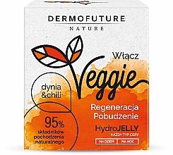 Düfte, Parfümerie und Kosmetik Gesichtscreme für alle Hauttypen mit Kürbis und Chili - DermoFuture Veggie Pumpkin & Chili Cream