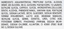 Aufpolsterndes Pflegeserum mit Hyaluronsäure und Quicklift - Klapp Hyaluronic Multiple Effect Day & Night Serum — Bild N3