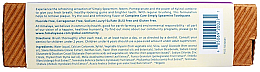 Zahnpasta mit Minzgeschmack Complete Care - Himalaya Botanique Complete Care Toothpaste Simply Mint — Bild N3