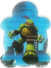 Kinder-Badeschwamm Die Ninja Turtles Raphael 3 - Suavipiel Turtles Bath Sponge — Bild N1