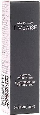 Mattierende 3D Grundierung - Mary Kay Timewise Matte 3D Foundation