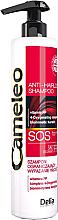 Düfte, Parfümerie und Kosmetik Keratin Shampoo gegen Haarausfall - Delia Cameleo S.O.S. Active Shampoo