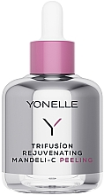Düfte, Parfümerie und Kosmetik Gesichtspeeling - Yonelle Trifuson Rejuvating Mandeli-C Peeling