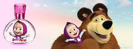 Air-Val International Masha and The Bear - Eau de Toilette — Bild N3