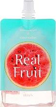 Düfte, Parfümerie und Kosmetik Beruhigendes Gesichtsgel mit Wassermelonenextrakt - Skin79 Real Fruit Soothing Gel Watermelon