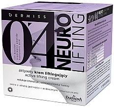 Düfte, Parfümerie und Kosmetik Glättende Gesichtslifting-Creme - Farmona Dermiss 0'4 Neuro Lifting