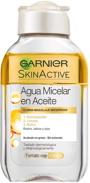 Mizellenwasser mit Ölen - Garnier Skin Active Micellar Oil-Infused Cleansing Water — Bild N1