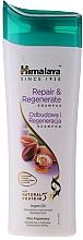 Düfte, Parfümerie und Kosmetik Regenerierendes Shampoo für geschädigtes Haar mit Protein und Arganöl - Himalaya Herbals Damage Repair Protein Shampoo
