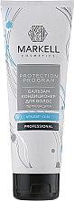 Düfte, Parfümerie und Kosmetik Thermoschutzende Haarspülung - Markell Cosmetics Protection Program