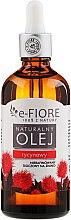 Düfte, Parfümerie und Kosmetik Natürliches kaltgepresstes Rizinusöl - E-Fiore Natural Castor Oil
