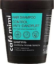 Düfte, Parfümerie und Kosmetik Anti-Schuppen Shampoo - Cafe Mimi Shampoo