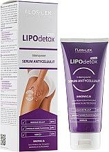 Düfte, Parfümerie und Kosmetik Intensives Anti-Cellulite Körperserum - Floslek Slim Line Intensive Anti-Cellulite Serum Lipo Detox