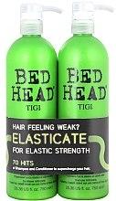 Düfte, Parfümerie und Kosmetik Tigi Bed Head Elasticate - Haarset (Shampoo/750ml + Conditioner/750ml)