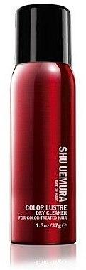 2in1 Trockenshampoo für gefärbtes Haar - Shu Uemura Art of Hair Color Lustre Dry Cleaner 2-in-1 Dry Shampoo — Bild N2