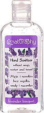 Düfte, Parfümerie und Kosmetik Antibakterielles Handgel mit Alkohol und Lavendelduft - Bluxcosmetics Naturaphy Alcohol Hand Sanitizer With Lavender Fragrance (Mini)
