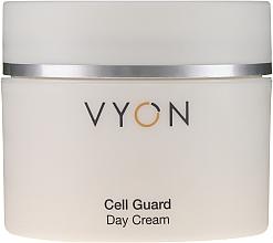 Düfte, Parfümerie und Kosmetik Leichte regenerierende und energetisierende Tagescreme - Vyon Cell Guard Day Cream
